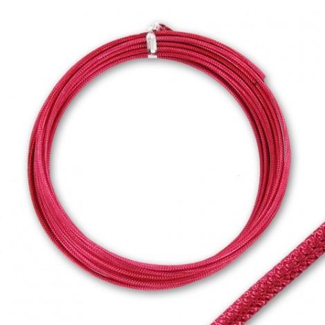 Filo alluminio tondo zigrinato Ø 2 mm - Rosso