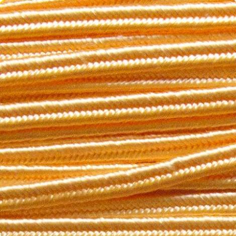 Fettuccia soutache giallo girasole
