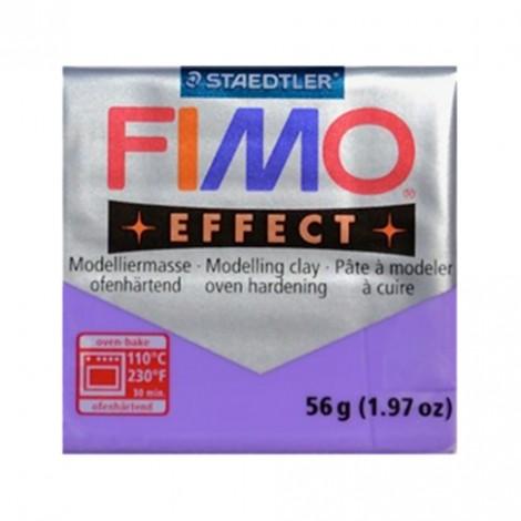 FIMO EFFECT TRASPARENTE LILLA 604 - 56 GR