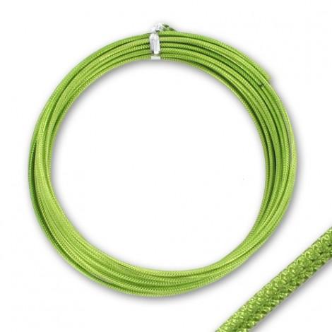 Filo alluminio tondo zigrinato Ø 2 mm - Verde chiaro