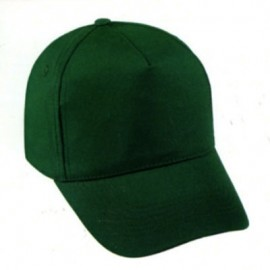 Cappellino da Baseball 5 pannelli. Confezione da 10 pezzi.