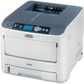 (OUT OF STOCK) - STAMPANTE COLORE LASER OKI C612 DN