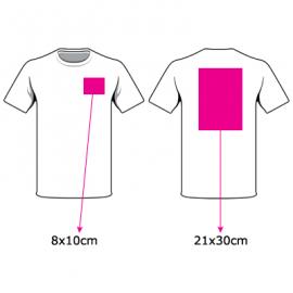 telaio serigrafico maglietta