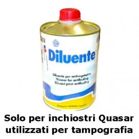 DILUENTE TAMPOGRAFICO 18 PER INCHIOSTRI QUASAR - 1,2 LT