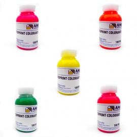 Texprint Coloranti Fluo da 100 gr