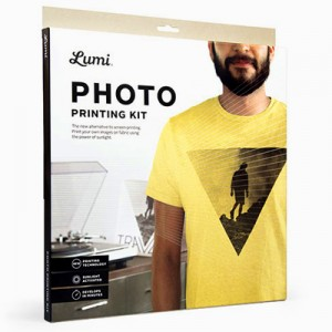 Photo Printing Kit Lumi Inkodye