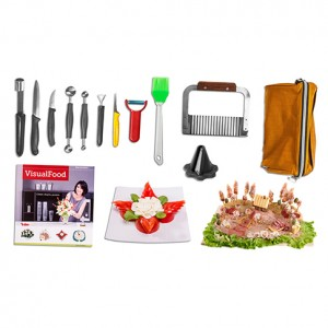 Kit Intermedio Visual Food