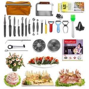 Kit Completo Visual Food
