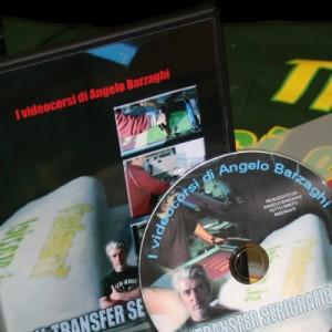 DVD CORSO IL TRANSFER SERIGRAFICO