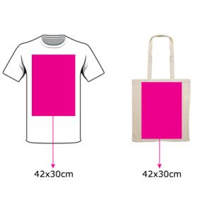 stampa borse formato A3