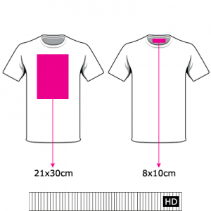 stampare disegni su maglietta