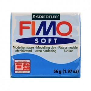 FIMO SOFT BLU PACIFICO 37 - 56 GR