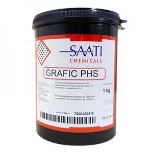 emulsione serigrafica per inchiostri a solvente