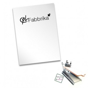 serigrafia su carta kit per iniziare