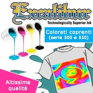 Excalibur Colorati Coprenti