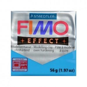 FIMO EFFECT TRASPARENTE BLU 374 - 56 GR