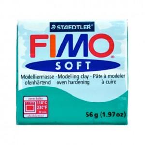 FIMO SOFT SMERALDO 56 - 56 GR