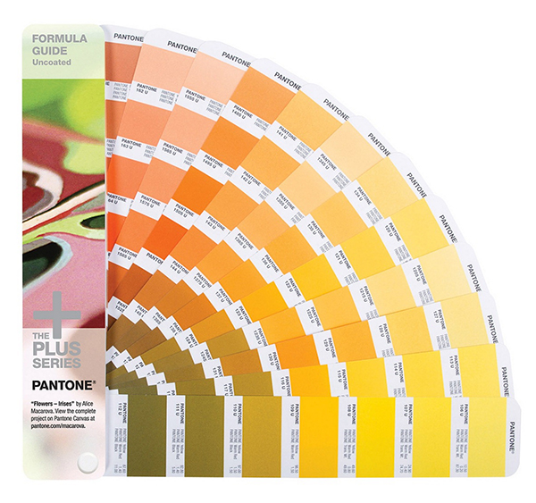 Pantone Formula Guide Solid Coated & Uncoated