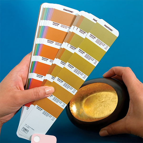 Pantone Premium Metallics Coated