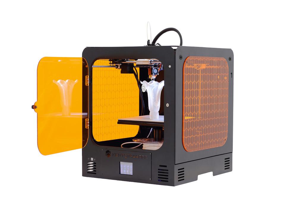 stampante 3d verve kentstrapper